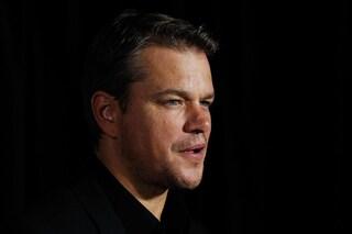 """Matt Damon: """"Ho smesso di usare la parola 'f**cio' grazie a mia figlia"""""""