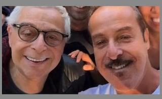 """Morte di Giorgio Lopez, l'addio del fratello Massimo: """"Mi ha dato il coraggio di fare questo lavoro"""""""