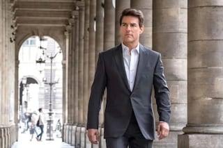 Tom Cruise vittima di un furto da migliaia di sterline sul set di Mission Impossible 7