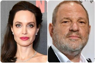 "Angelina Jolie su Harvey Weinstein: ""Lo tenevo alla larga, quando Brad lavorò con lui ho sofferto"""