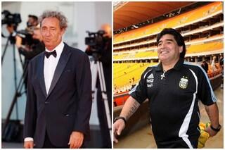 """È stata la mano di Dio, Paolo Sorrentino: """"Avrei voluto far vedere il film a Maradona"""""""