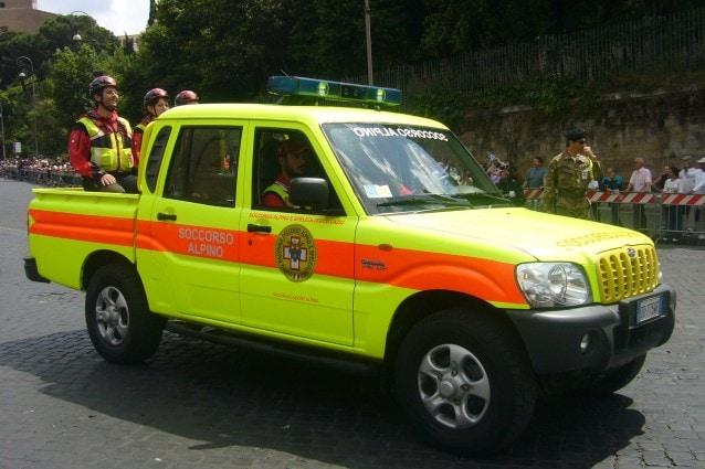 volontari soccorso alpino stipendio retribuzione diritti