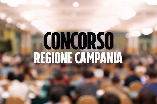 Concorso CPI Regione Campania 2019