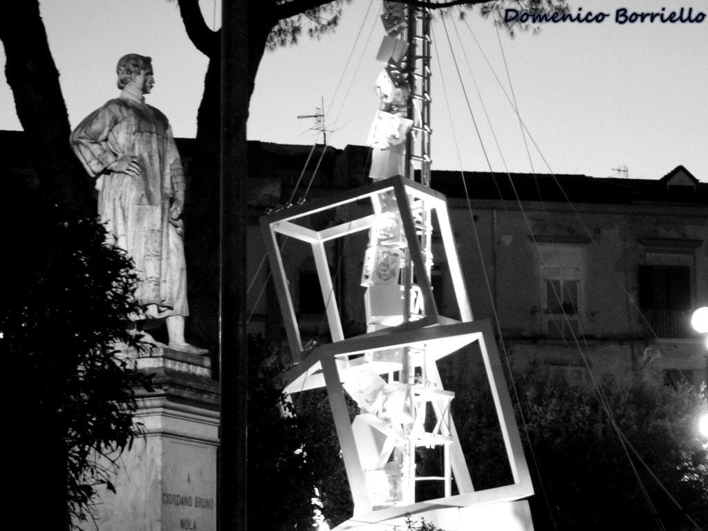 """Giordano Bruno """"ammira"""" il Giglio del Fabbro 2015"""
