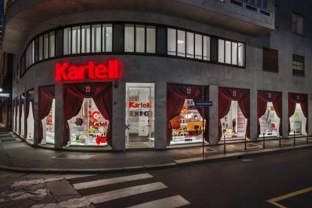 Kartell: il design e i nuovi flagship store   Autori Fanpage