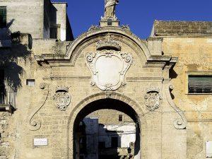 Porta degli Ebrei – Oria – Ph Wikipedia