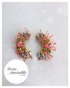 Gioielli come coralli