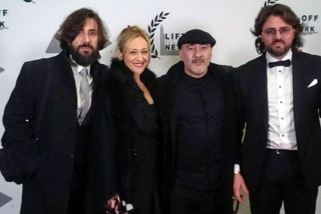 """""""Caina"""" presente alla chiusura del Lift-Off Film Festival Global Network 2017"""