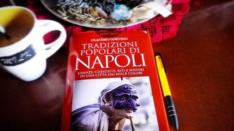 A lezione di tradizioni popolari di Napoli con Claudio Corvino
