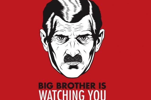 Il Grande Fratello ti sta guardando