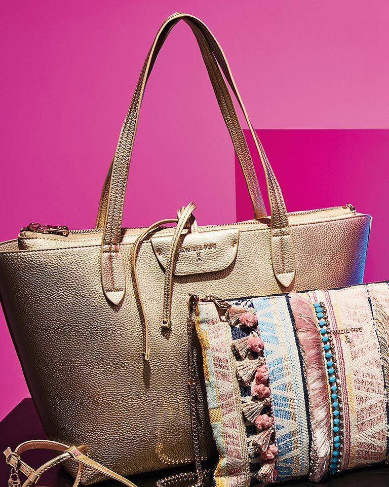 Shopping bag reversibile Patrizia Pepe - 198 €