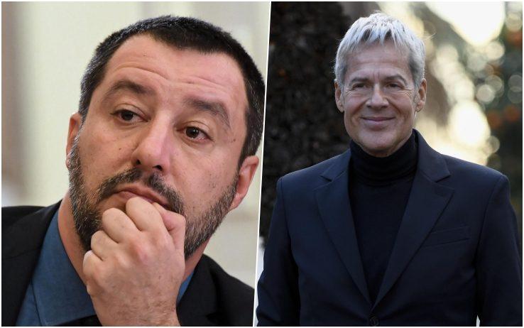 Salvini vs. Baglioni