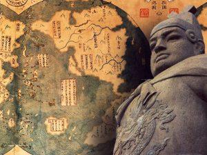 I viaggi dell'Impero cinese sui mari del 2019