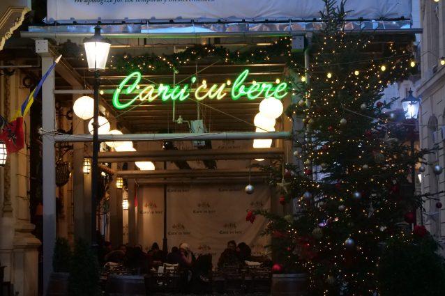 Caru' cu bere – Foto scattata con la Lumix GH5 (Panasonic)
