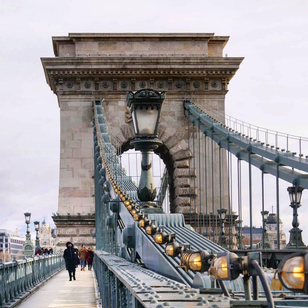 Ponte delle Catene – Foto scattata con la Lumix GH5 (Panasonic)