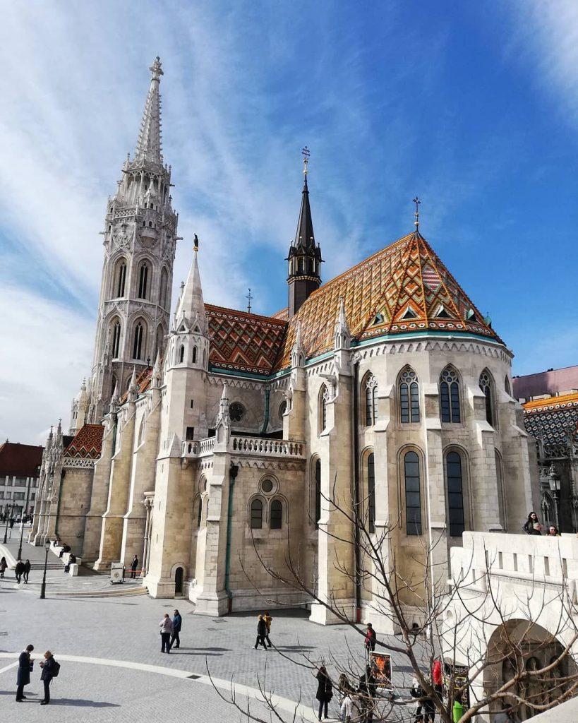 Chiesa di Mattia – Foto scattata con la Lumix GH5 (Panasonic)