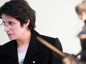 L'avvocato Nasrin Sotoudeh – Foto: Center for Human Rights in Iran