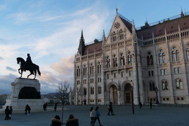 Parlamento di Budapest – Foto scattata con la Lumix GH5 (Panasonic)