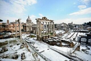 Caldo a Roma: temperature primaverili a febbraio, un anno fa freddo e neve