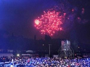 Capodanno al Circo Massimo di Roma, edizione 2018