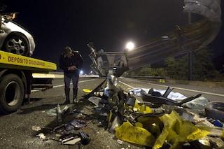 Frosinone, 53enne travolto da un'auto pirata: imprenditore arrestato per omicidio stradale