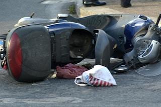 Marino, si costituisce il pirata della strada che ha travolto padre e figlio: guidava senza patente