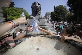 Previsioni meteo Roma 2 luglio: picco di caldo rovente, poi tornano i temporali