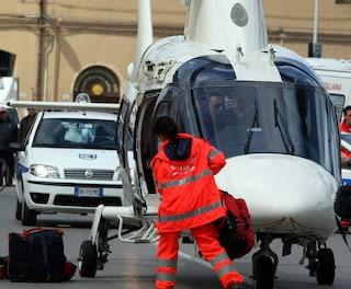 San Felice Circeo, incidente tra tre veicoli: sei feriti, due bambini soccorsi in eliambulanza