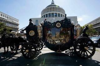 Organizzarono i funerali show dei Casamonica, pompe funebri Cesarano ricevono interdittiva antimafia