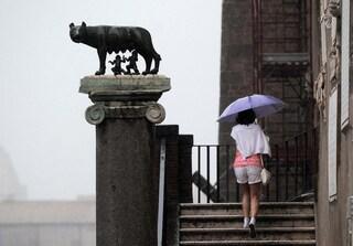 Meteo Roma e Lazio, temporali in arrivo nonostante il caldo: oggi si sfiorano i 30 gradi