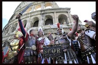 """Il Campidoglio rinnova il divieto: """"Via i centurioni dal centro storico di Roma"""""""