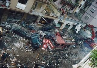 Strage di via Ventotene, l'esplosione in cui persero la vita quattro Vigili del Fuoco eroi