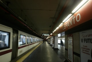 Metro A di Roma chiusa ad agosto tra Anagnina e Ottaviano per lavori sui binari