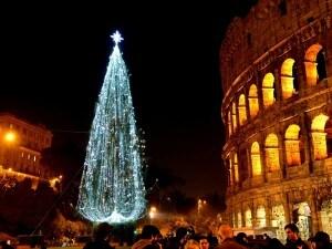 Foto Di Roma A Natale.Le Mille Luci Di Roma A Natale La Citta E Uno Spettacolo