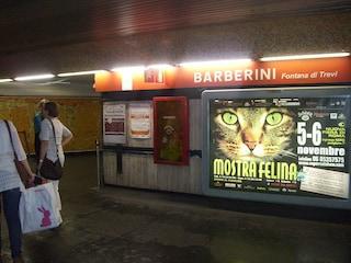 """La fermata metro di Barberini riapre a novembre: """"Deve avvenire in sicurezza e senza ombre"""""""