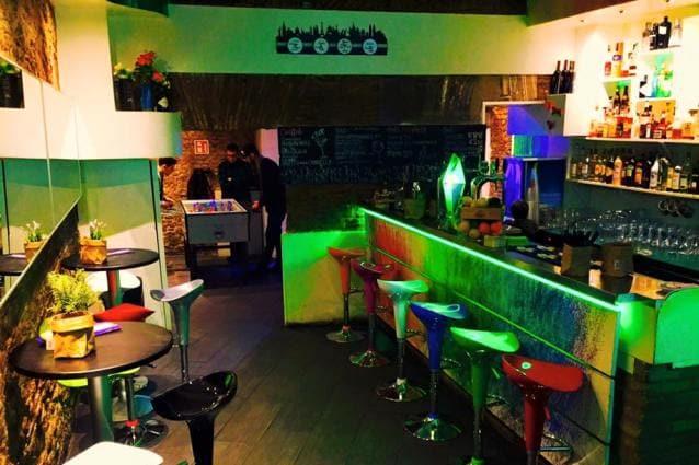 Il Colors Club a Trastevere