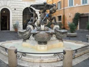 Fontana-delle-tartarughe-fontane-più-belle-roma