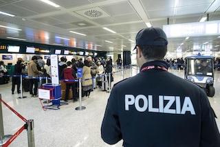 Falso allarme bomba all'aeroporto Leonardo Da Vinci di Fiumicino: paura per una macchina sospetta