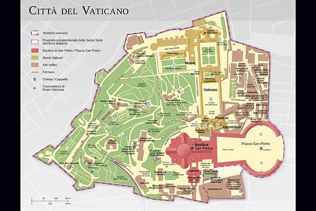 Cartina Di Roma Centro Con Monumenti.Mappe Di Roma Per Non Perdersi Nella Capitale
