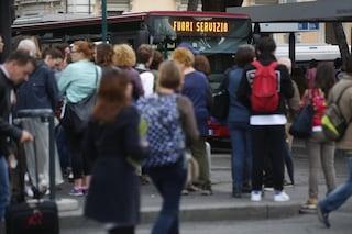 Roma sciopero trasporti di 24 ore giovedì 17 gennaio: a rischio bus e metro