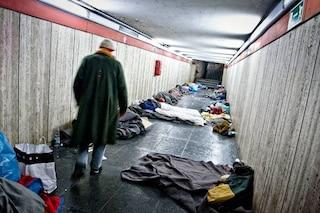 Roma, senzatetto morto di freddo a piazza Irnerio. È la settima vittima in strada in 40 giorni