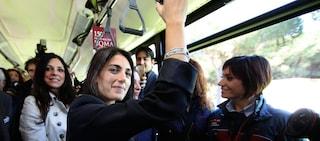 """Concordato Atac, Toninelli: """"Grande risultato per l'Italia intera"""". Raggi: """"Azienda rimane pubblica"""""""