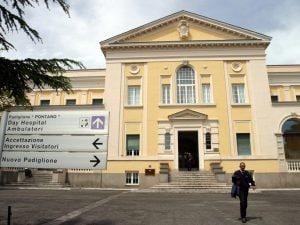 L'Istituto Lazzaro Spallanzani di Roma