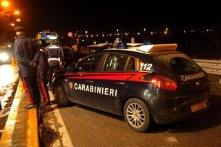 Ripi, non si fermano a un posto di blocco e investono un carabiniere: settemila euro di multa