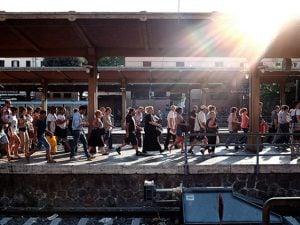 Metropolitana di Roma (Getty).