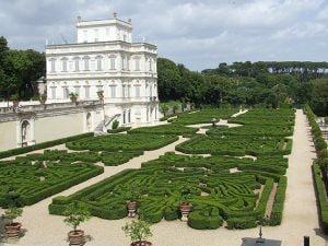 Villa Doria Pamphilj a Roma (Wikipedia).