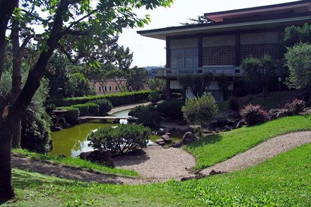 Visite guidate al giardino giapponese di roma date e info per