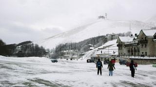 Riaprono impianti da scii nel Lazio: dal 15 febbraio accessi contingentati, tamponi e tracciamento