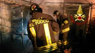 Incendio a Boccea, fiamme in un appartamento in via Pineta Sacchetti: anziana in codice rosso