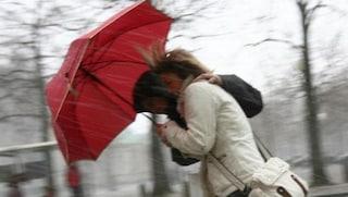 Allerta meteo in Lazio: sabato 22 febbraio freddo e vento forte